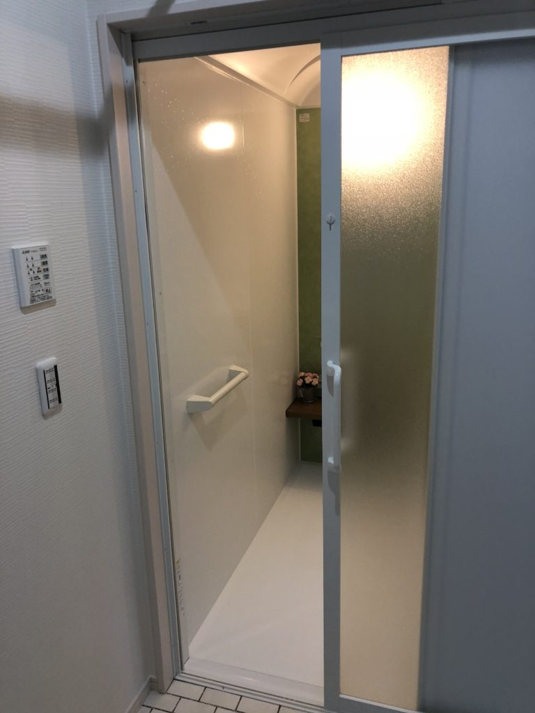 オシャレな浴室2